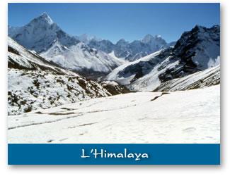 himalaya montagne - Image